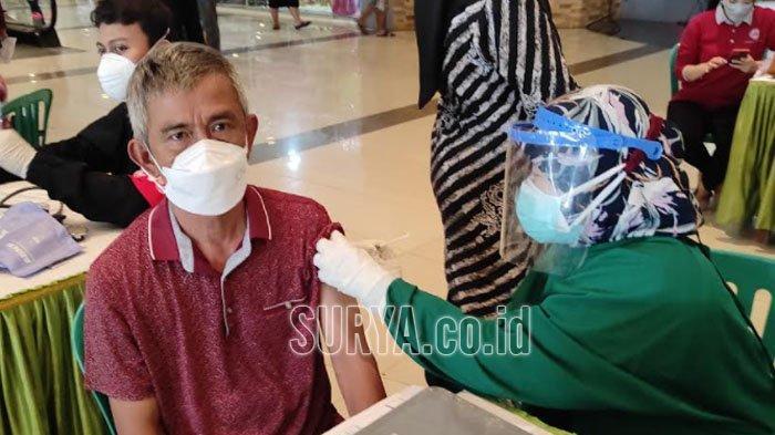 Kejar Target Vaksinasi Covid-19, Dinkes Ponorogo Sasar Lansia di Wilayah Pedesaan