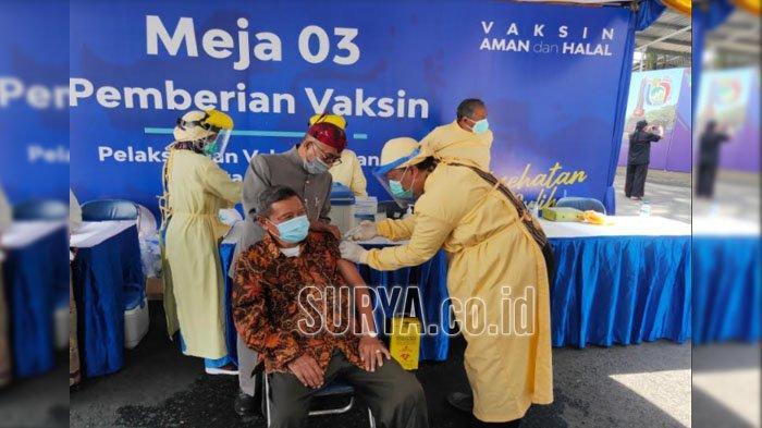 Kota Malang Masih Tunggu Pendistribusian Vaksin Covid-19 Selanjutnya untuk Lansia