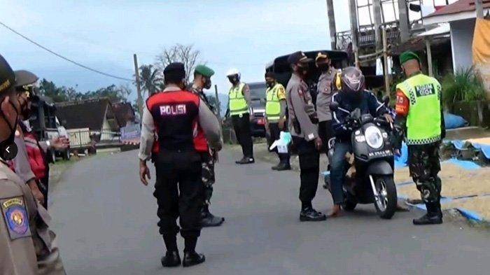 Penyebaran Covid-19 di Magetan Tetap Tinggi, Polisi Perketat Razia Pelintas Batas
