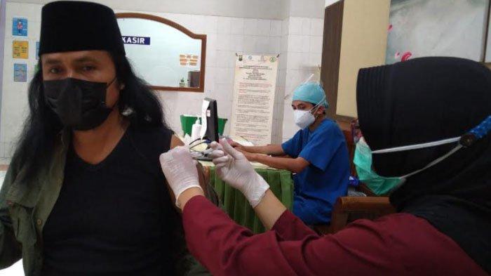 Pengelola Destinasi Wisata di Kabupaten Tulungagung Mulai Disuntik Vaksin Covid-19