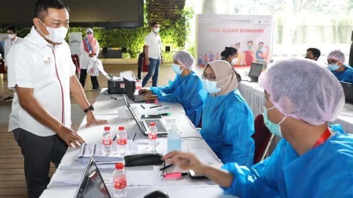 Vaksinasi TelkomGroup Diklaim Berhasil Tingkatkan Imunitas 120 Ribu Lebih Karyawan dan Keluarga