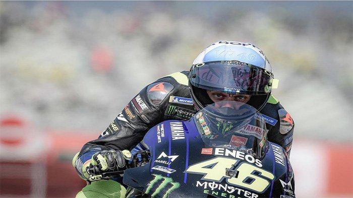 Jadwal MotoGP Britania 2021, dan Target Valentino Rossi di Akhir Karirnya