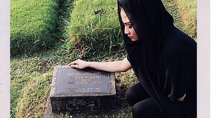 Vanessa Angel Disiksa dan Disundut Rokok oleh Londi, Itulah Awal Mula Kehidupan 'Liarnya'