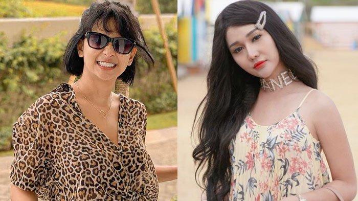 Vanessa Angel & Lucinta Luna Kepergok Pakai Baju Sama, Kolom Komentar Banjir Tanggapan, Cantik Mana?