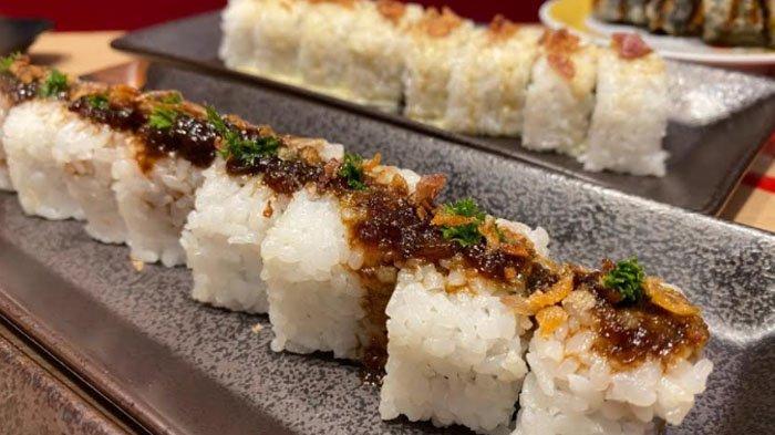 Perpaduan Rasa Jepang dan Indonesia Dalam Sajian Sushi Supreme