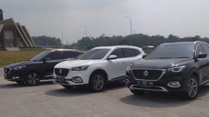 Menjajal Kecanggihan Fitur Terbaru Mobil MG HS i-Smart