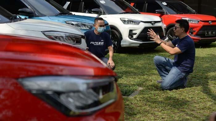 Lebih dari 60 Unit Toyota Raize telah Terdistribusi kepada Konsumen di Jatim