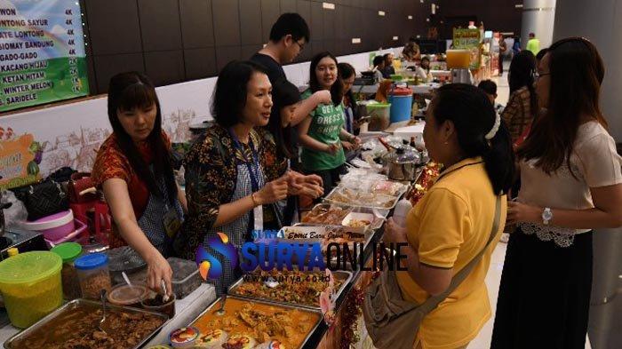 Vegan Festival di Grand City Surabaya, Kenalkan Pola Hidup Sehat Berbasis Nabati