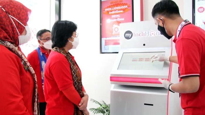 Telkom Regional 5 Resmikan Plasa Digital di Tiga Kota untuk Wujudkan Best Customer Experience