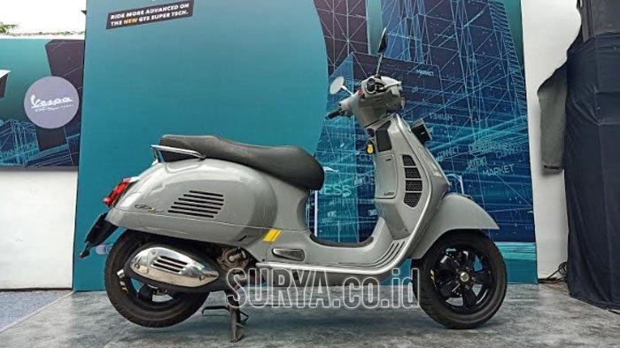 Dealer Open Day Piaggio di Surabaya, Kenalkan Kembali Vespa GTS Super Tech 300