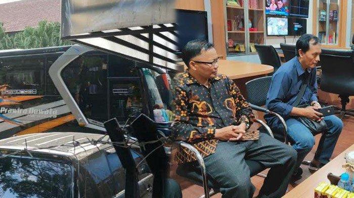 Kronologi Polres Malang Hentikan Bus Hitam Pengangkut Rombongan Aksi 22 Mei & Respon BPP Prabowo