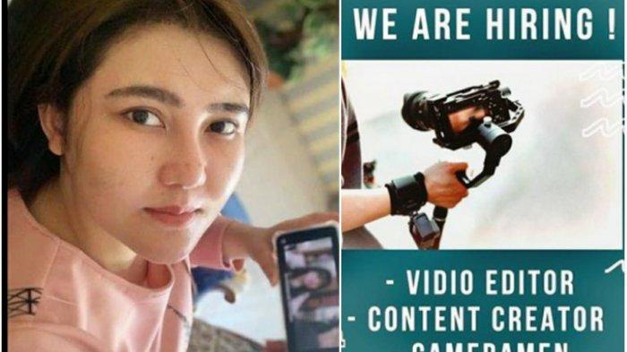 Lowongan Kerja di Sidoarjo-Surabaya: Via Vallen Butuhkan Tim Kreatif, Waktu Kerja Fleksibel