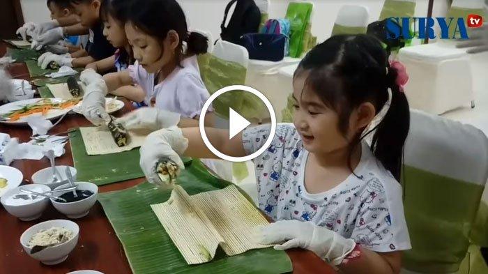 Tag Bekal Makanan Video Anak Anak Kecil Belajar Memasak Agar Tak Jajan Sembarangan Surya