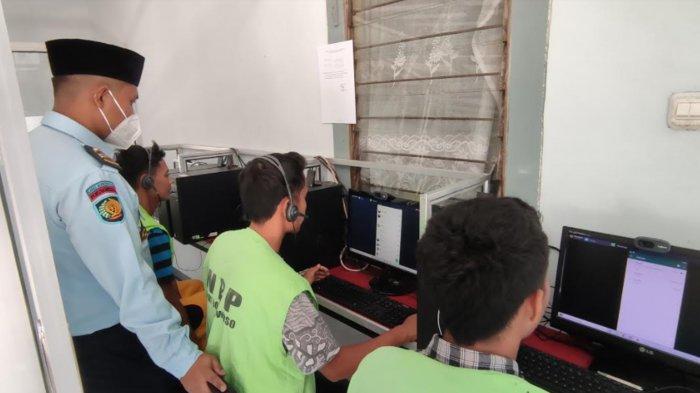 Tak Terima Kunjungan, Lapas Bondowoso Siapkan Layanan Video Call untuk Napi Berjumpa Keluarga