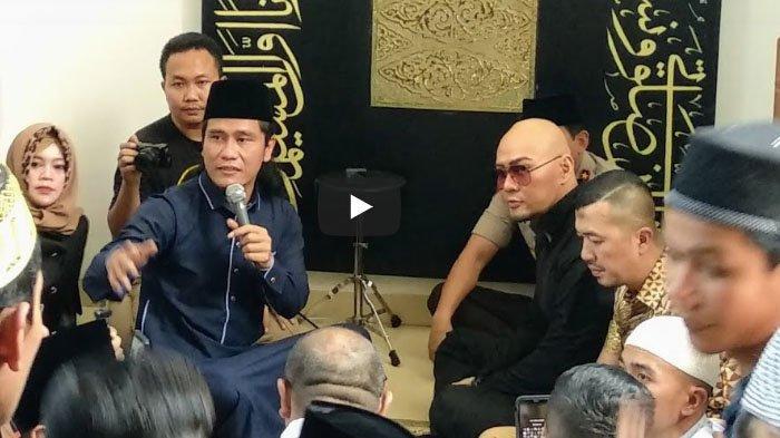 VIDEO Deddy Corbuzier Mualaf, Ucap Kalimat Syahadat Disaksikan Kapolda DIY, Mantan Istri Bereaksi