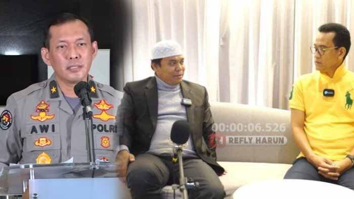 Refly Harun Segera Diperiksa Polisi Soal Kasus Video Gus Nur Hina NU, Inilah Perannya