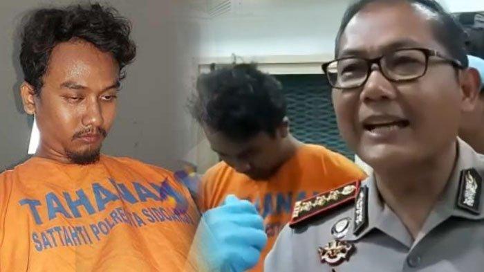 VIDEO Kapolres Sidoarjo Murka Sebut 'Jahanam' Menantu yang Tusuk-tusukkan Gunting ke Kemaluan Mertua