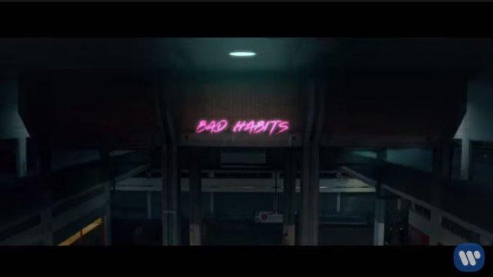 Lirik dan Chord Lagu Bad Habits - Ed Sheeran yang Baru Dirilis Hari ini 25 Juni 2021
