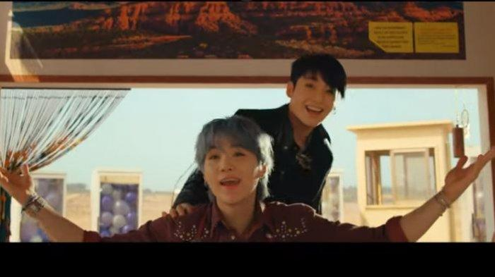 Lirik Lagu Permission to Dance - BTS yang Video Klipnya Dirilis Hari ini 9 Juli 2021 di Youtube
