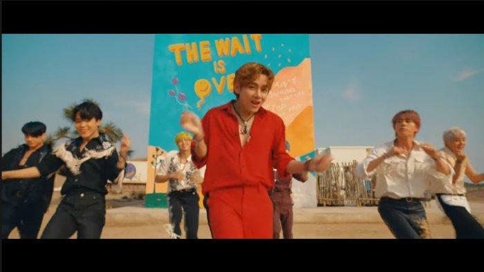 Lirik dan Terjemahan Lagu Permission to Dance - BTS yang Video Klipnya Trending Youtube