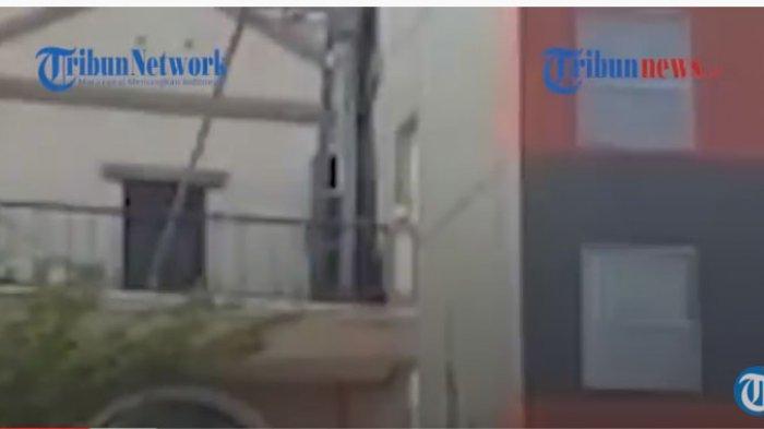 VIDEO Kronologi Muda Mudi Bercinta di Kamar Hotel Terlihat dari Jalan, Lupa Tirai Tak Ditutup