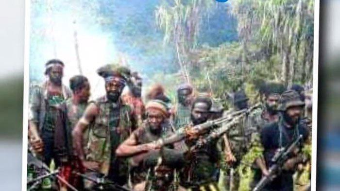 Sepak Terjang KKB Papua Tendius Gwijangge yang Baku Tembak dengan TNI-Polri hingga Lukai Aparat