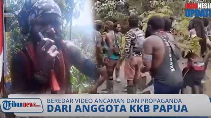 Video Pentolan KKB Papua Perintahkan Culik Gadis Demi Makan, Putus Asa Dikepung Satgas Nemangkawi