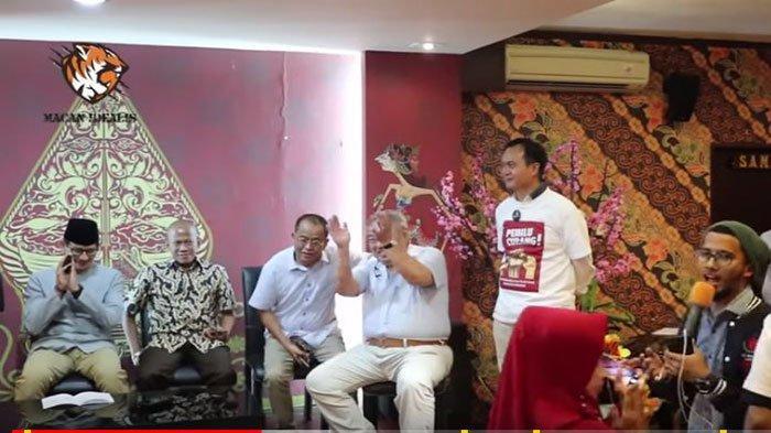 Video Reaksi Sandiaga Uno Saat Dipanggil 'Bapak Wakil Presiden 2019' Pendukungnya, BPN Tepuk Tangan
