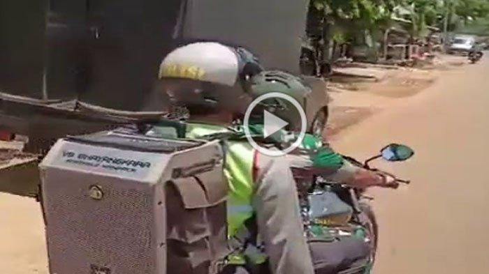 VIDEO VIRAL Polisi Madura Woro-woro soal Covid-19 Diapresiasi Kapolri tapi Nasibnya Malah Tragis