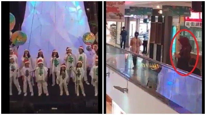 Sosok Wanita Pembimbing Grup Vokal Anak Nyanyikan Lagu Natal ini Bikin Heboh, Ternyata Dia. . .