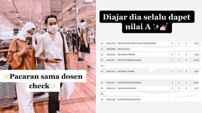 Biodata Arini Marzuki, Mahasiswi Pacari Dosen Viral di TikTok, Selalu Dapat Nilai A & Skripsi Lancar
