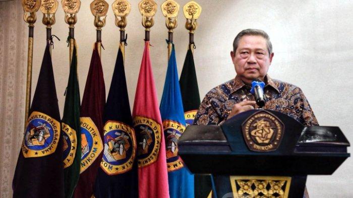 Profil dan Biodata Susilo Bambang Yudhoyono (SBY) Presiden RI ke-6 yang Hari Ini Berulang Tahun