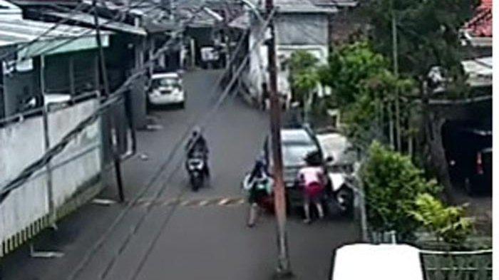 VIRAL VIDEO CCTV Wanita Hamil Tewas Ditabrak Wanita Sedang Belajar Nyetir, Ini Kronologinya