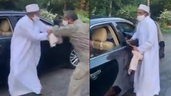 Video Viral Cekcok Habib Umar Assegaf dengan Petugas PSBB Surabaya, Tim Cyber Crime Ikut Selidiki