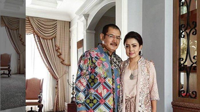 Mayangsari dan Bambang Trihatmodjo Rayakan Ulang Tahun Pernikahan ke-20, Terselip Ingatan Masa Lalu