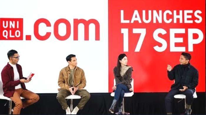 Perusahaan Ritel Asal Jepang Luncurkan Uniqlo.com untuk Perluas Pasar Online di Indonesia