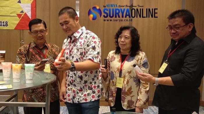 Tren Penjualan Berubah Viva Kosmetik Garap Distribusi Online Surya