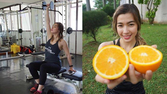 Vivian Junita: Jaga Bentuk Tubuh Selama di Rumah, Makan Bergizi dan Olahraga Ringan