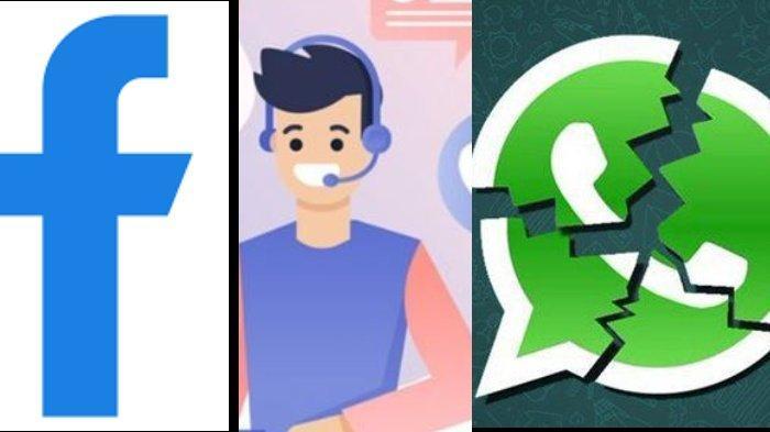 Penyebab WhatsApp, Facebook dan Instagram Error alias Down Trending, Ini Cara Mengatasi