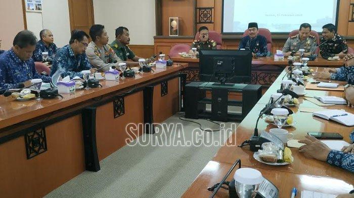 Wakil Bupati Gresik Sampaikan Tindak Lanjut Rakornas Penanggulangan Bencana 2020