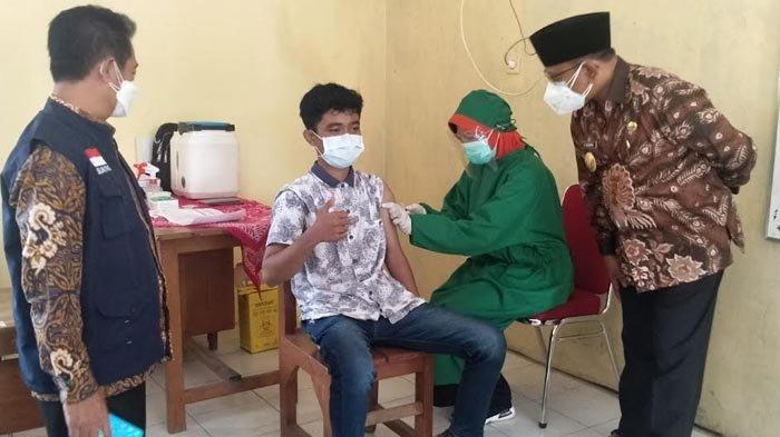 Banyuwangi Genjot Vaksinasi Covid-19 untuk Pelajar, Tahap Awal Sasar 11.500 Anak