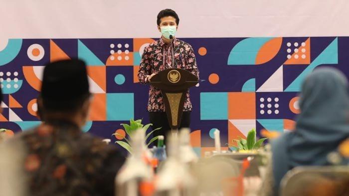 Buka Rakor TKPK, Wagub Emil Dardak Ajak Kepala Daerah Gotong Royong Atasi Kemiskinan di Jatim