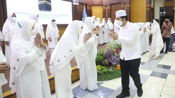 Kukuhkan 31 Pengurus MTP-IPHI Jatim, Wagub Emil Ajak Jadi Garda Vaksinasi