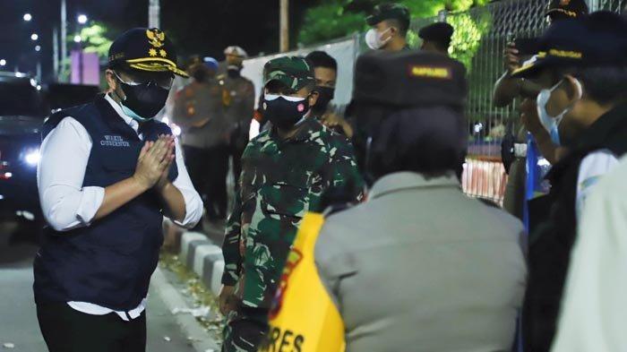 Antisipasi Arus Besar Mudik Idul Adha, Wagub Emil Tinjau Operasi Lalu Lintas di Jembatan Suramadu