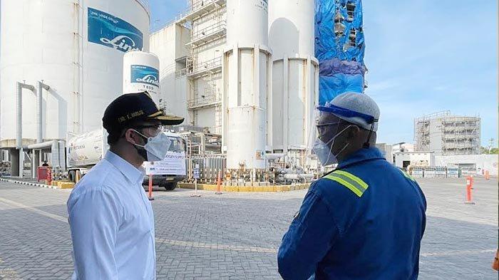 Bantu Tangani Covid-19, PT Smelting Kurangi Produksi untuk Sediakan Oksigen Medis