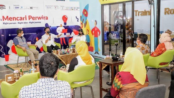 Promosikan Perwira di Jember, Wagub Emil Ajak Pengusaha Muda Maksimalkan Kreativitas dan Inovasi