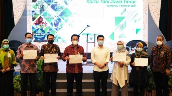 BNI Kanwil Surabaya dan Malang Gelar Workshop Kartu Tani