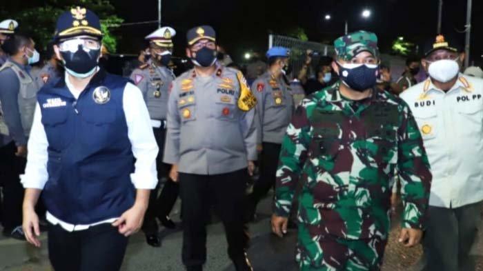 Antisipasi Potensi Arus Mudik Idul Adha, Wagub Emil Tinjau Operasi Lalu Lintas di Jembatan Suramadu