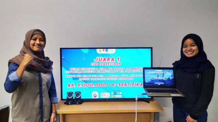 Mahasiswa ITS Gagas PBOX untuk Bantu Salurkan Logistik Kemanusiaan, Juara Pertama di KONKA 2020
