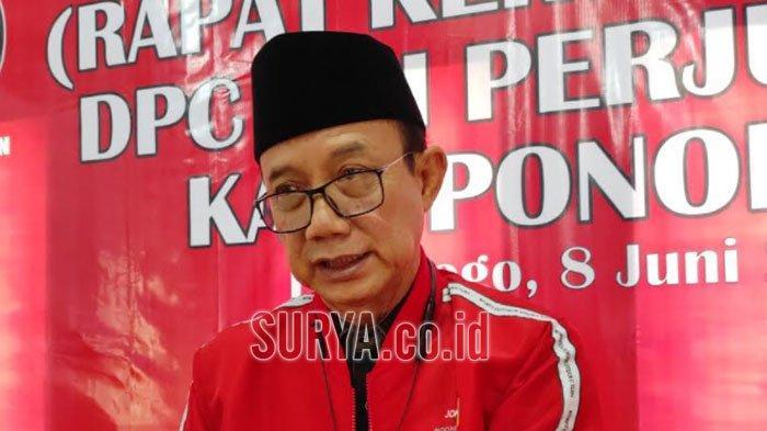 Gelar Rakercab, PDI Perjuangan Ponorogo Patok Target Ini di Pemilu 2024